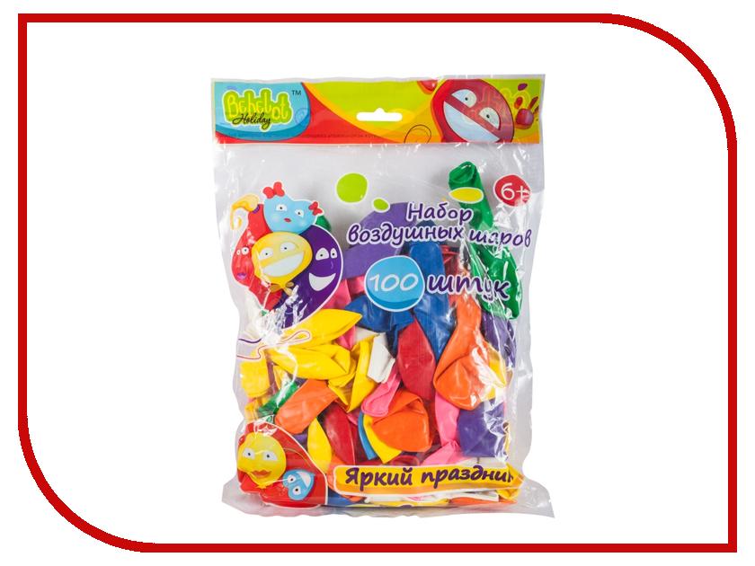 Набор воздушных шаров Bebelot 100шт BHO1705-015 игрушка для активного отдыха bebelot захват beb1106 045