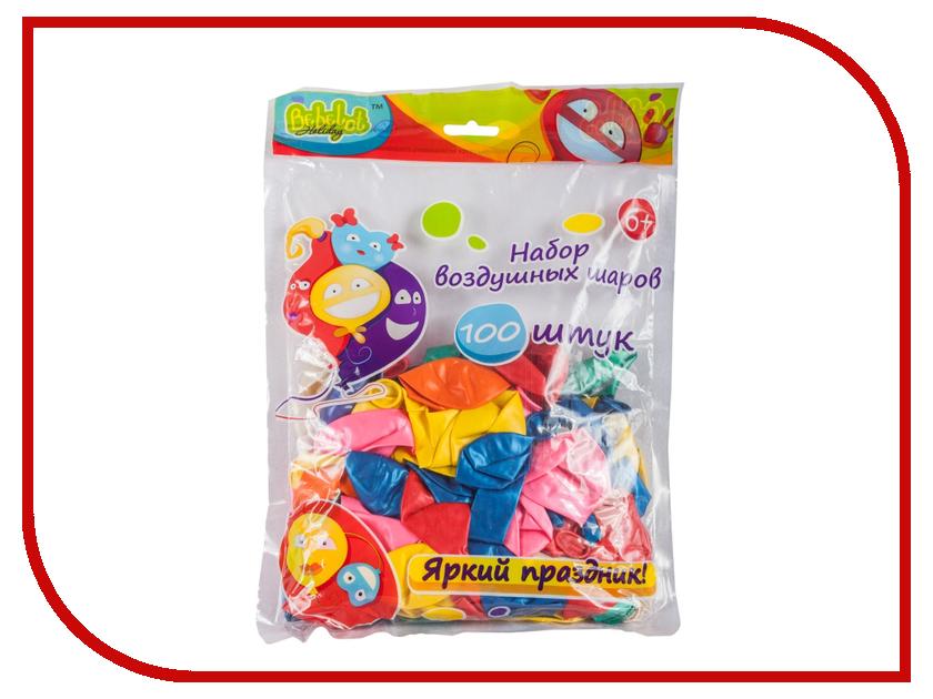Набор воздушных шаров Bebelot 100шт BHO1705-014 игрушка для активного отдыха bebelot захват beb1106 045