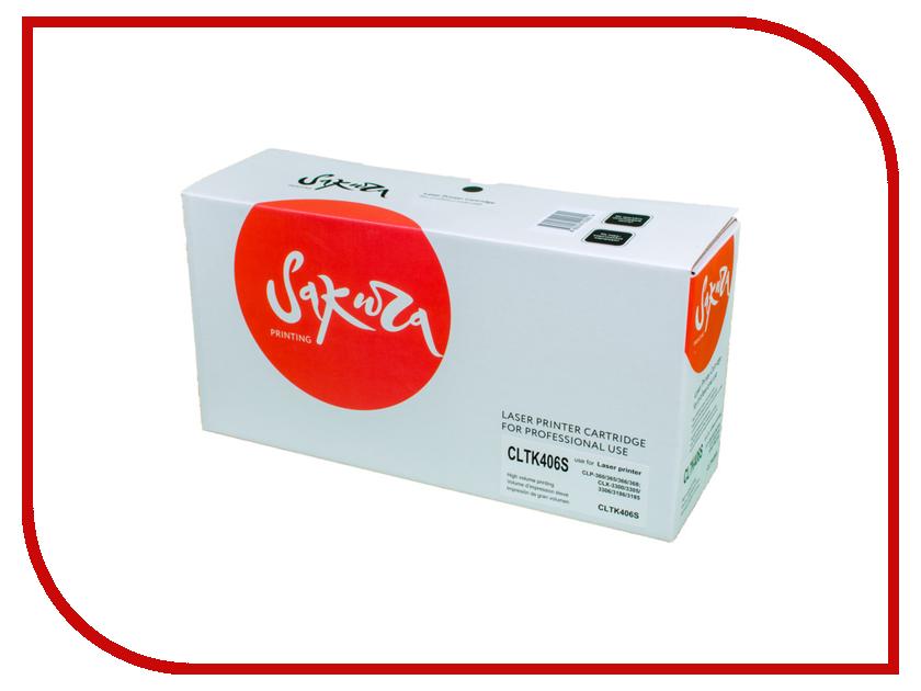 Картридж Sakura Black для CLX-3300/3305/CLP-360/365 стоимость
