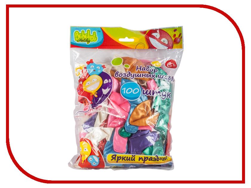 Набор воздушных шаров Bebelot 100шт BHO1705-018 игрушка для активного отдыха bebelot захват beb1106 045