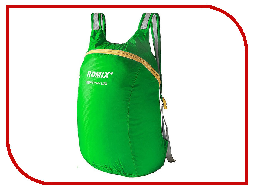 Рюкзак ROMIX RH 30 30359 Green