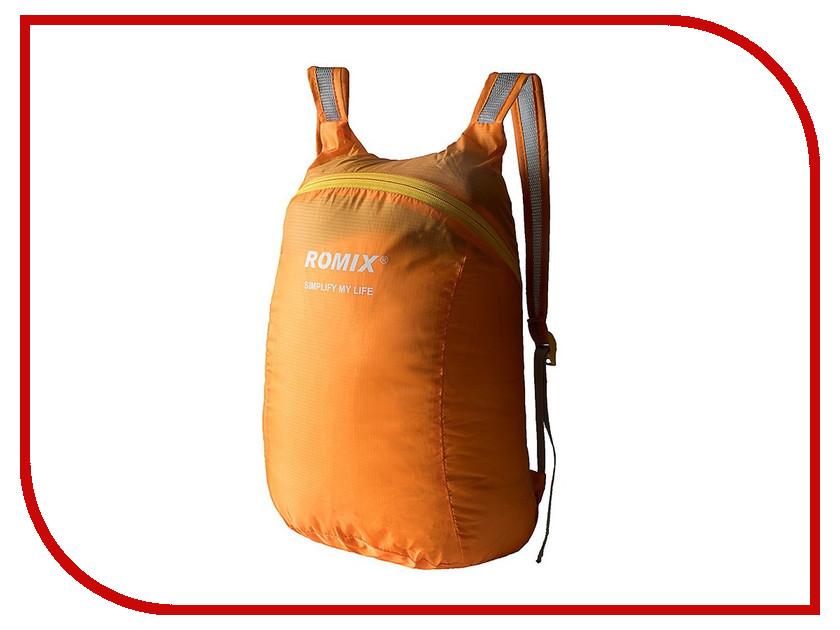 Рюкзак ROMIX RH 30 30359 Orange