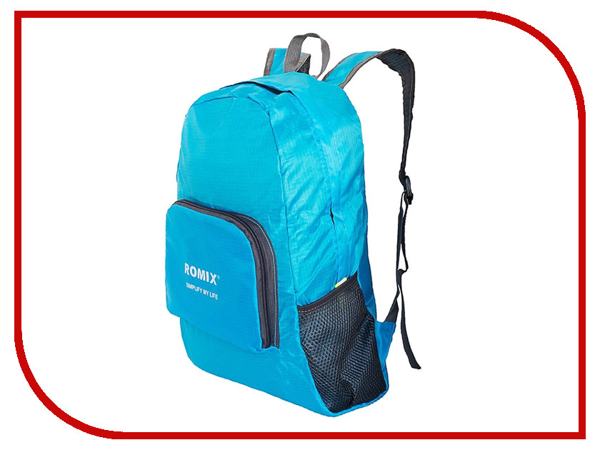 Рюкзак ROMIX RH 27 30360 Blue