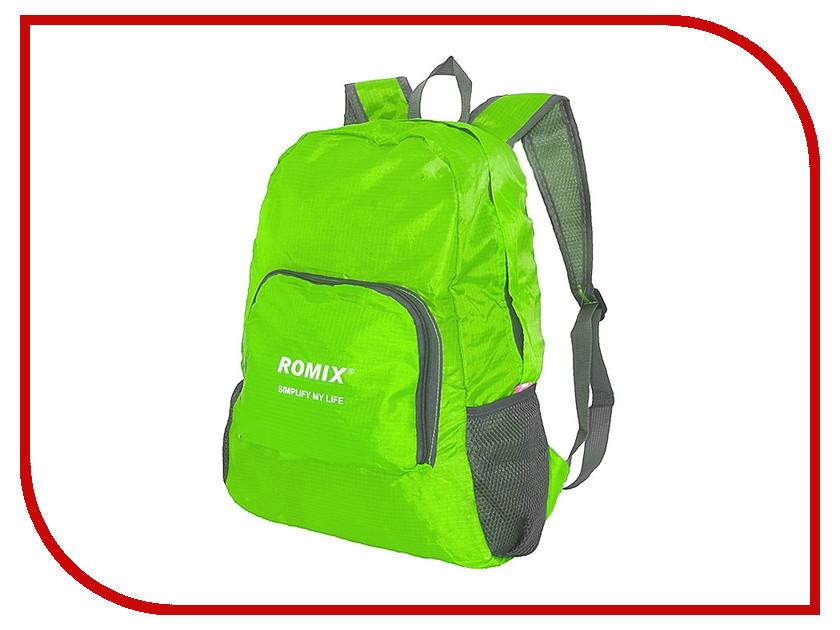 Рюкзак ROMIX RH 27 30360 Green