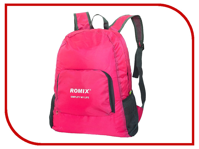 Рюкзак ROMIX RH 27 30360 Pink
