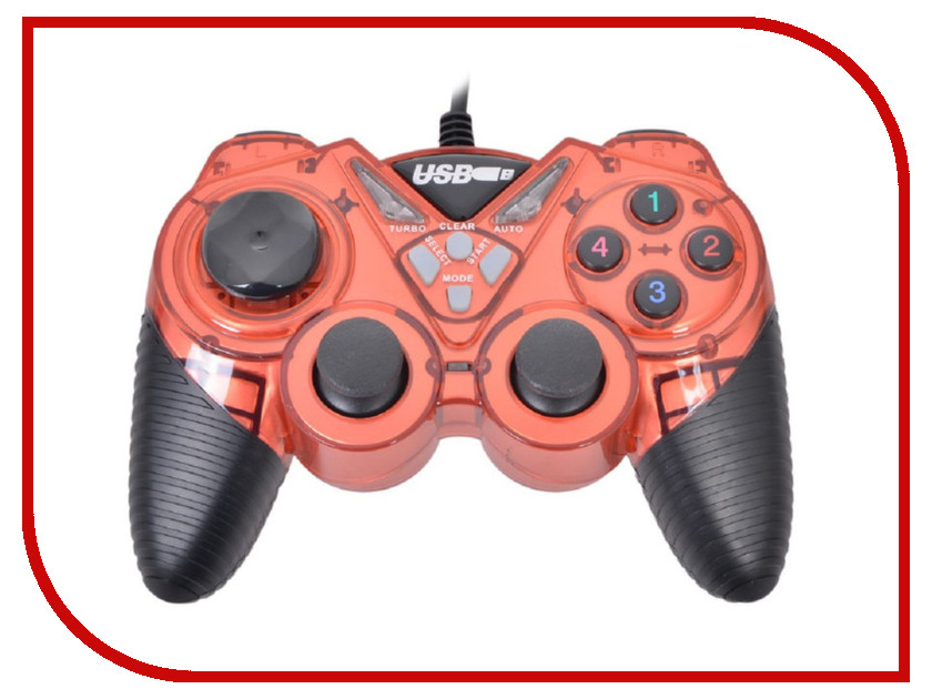 Гаджет 3Cott Single GP-05 Red