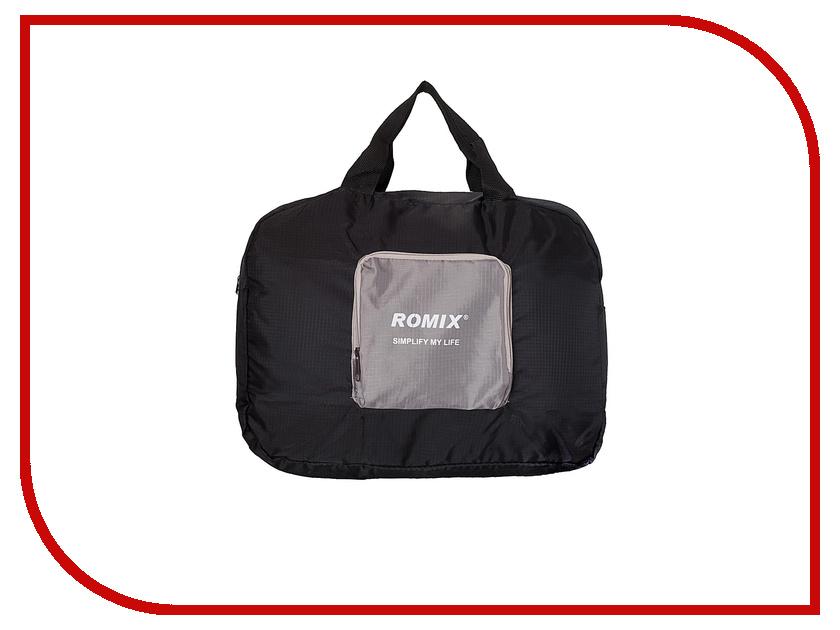 Сумка ROMIX RH 29 30362 Black ветровка женская большого размера купить интернет магазин