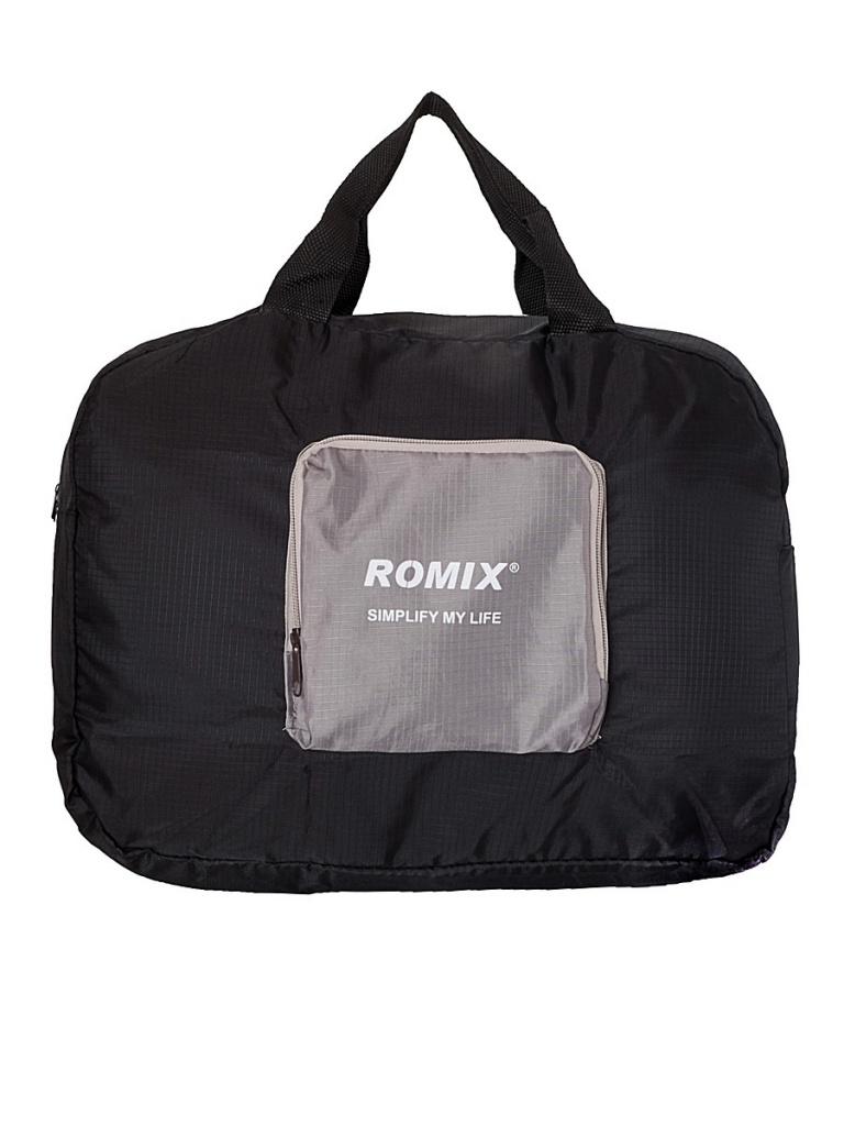 Сумка ROMIX RH 29 30362 Black подушка romix rh 34 30358 green