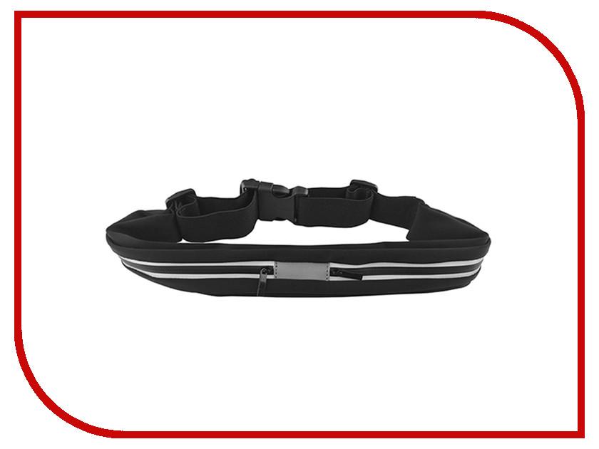 Пояс с двумя карманами ROMIX RH 06 30372 Black