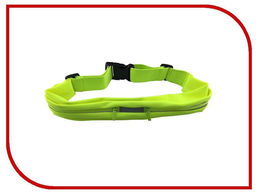 Пояс с двумя карманами ROMIX RH 06 30372 Green