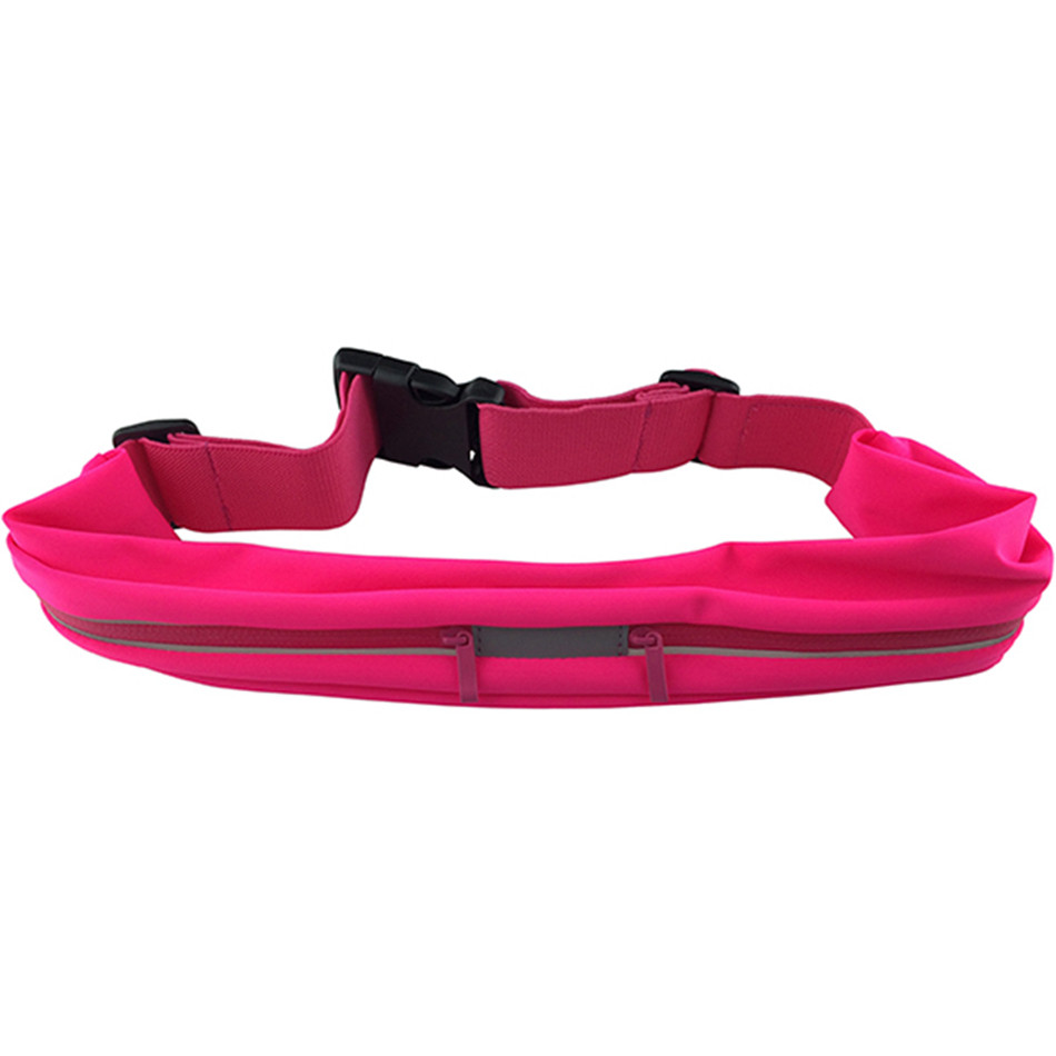 Пояс с двумя карманами ROMIX RH 06 30372 Pink