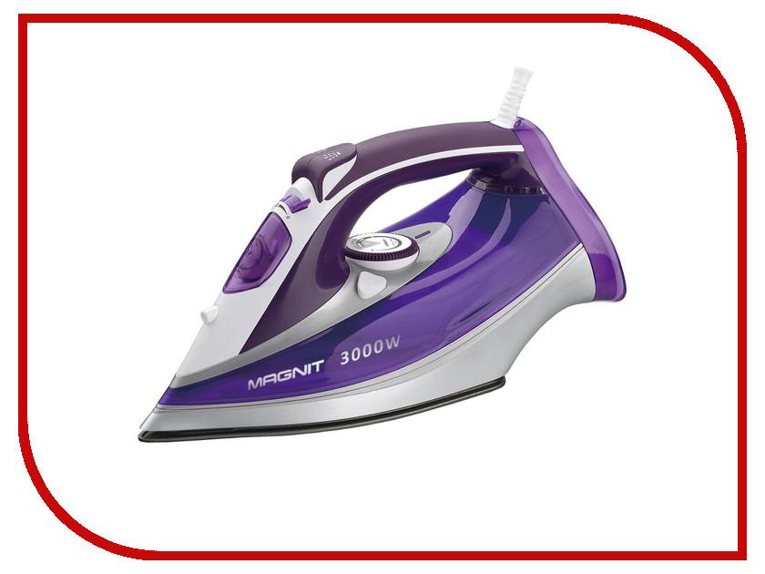 Утюг Magnit RMI-1729 Violet-White утюг magnit rmi 1952 violet white