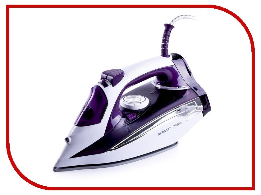 Утюг Magnit RMI-1902 Violet-White утюг magnit rmi 1952 violet white