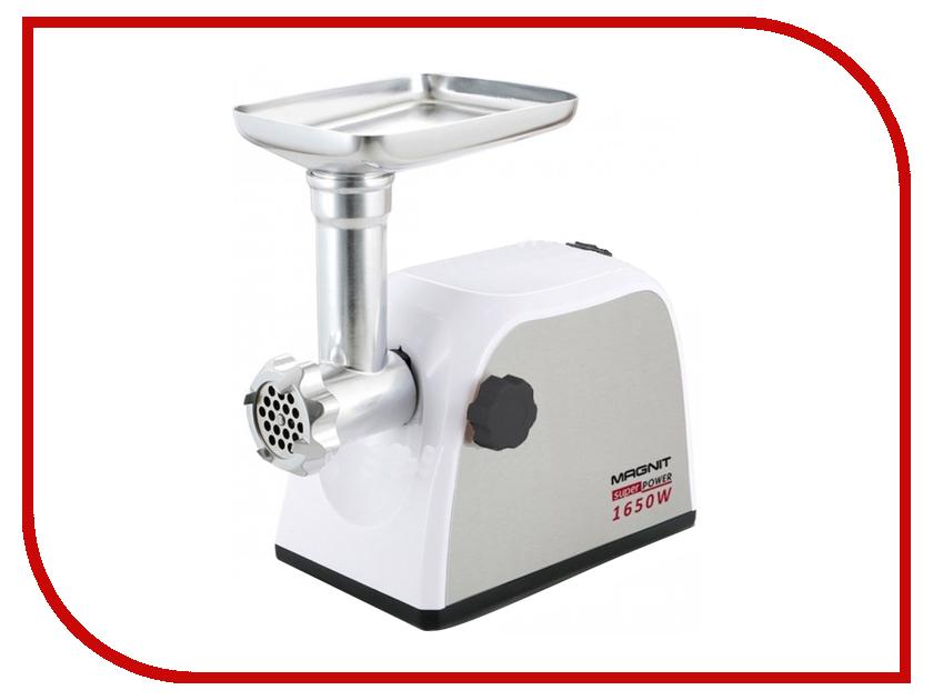 Мясорубка Magnit RMF-2800 White-Grey