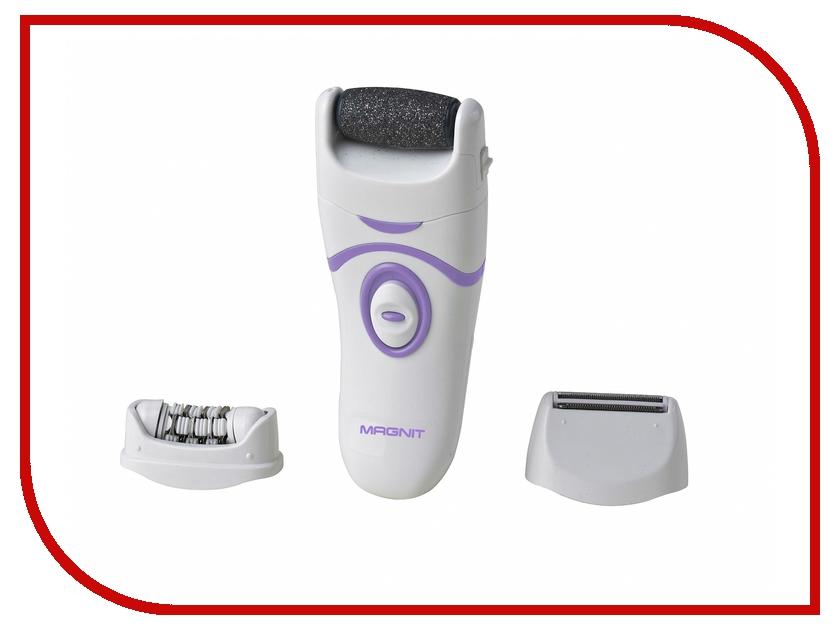 Эпилятор Magnit RES-3003 White