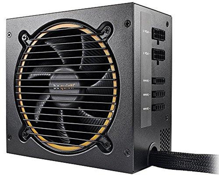 Блок питания Be Quiet Pure Power 10 BN276 400W CM блок питания be quiet straight power 11 450w