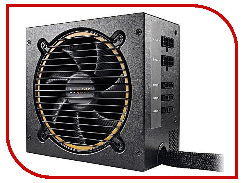 Блок питания Be Quiet Pure Power 10 BN278 600W CM