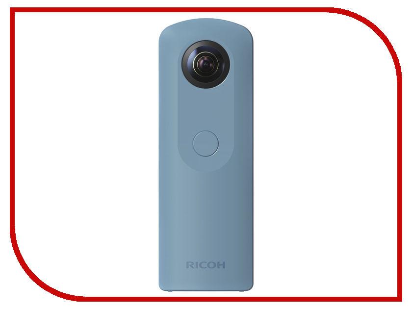 Экшн-камера RICOH Theta SC Blue