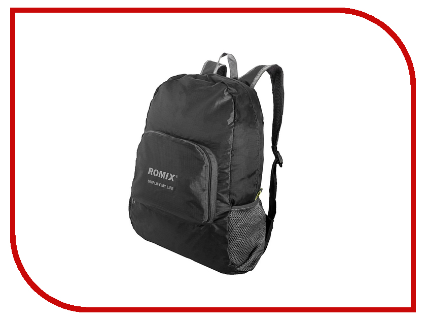 Рюкзак ROMIX RH 27 30360 Black