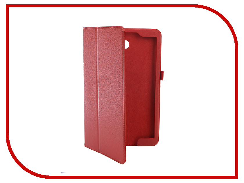 Аксессуар Чехол для Samsung Galaxy Tab A 10.1 SM-T580 Palmexx Smartslim Red PX/STC SAM TabA T580 Red slim magnetic stand smart pu leather cover case for samsung galaxy tab a 10 1 2016 t585 t580 sm t580 t580n tablet cases film pen