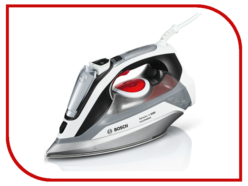 Утюг Bosch TDI 90 Easy утюги bosch утюг bosch tda2365 серый 2200вт