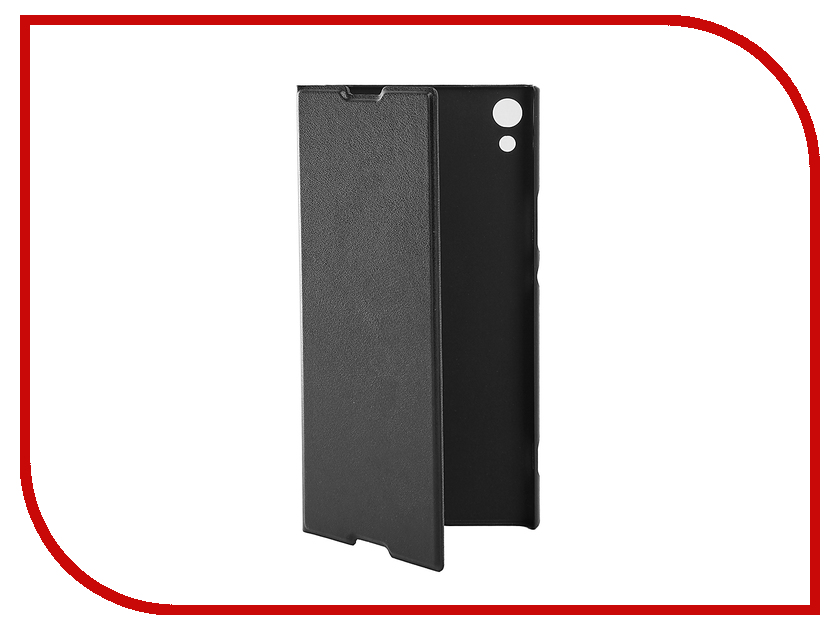 Аксессуар Чехол Sony Xperia XA1 Ultra BROSCO PU Black XA1U-BOOK-BLACK аксессуар чехол htc u ultra brosco black htc uu book black