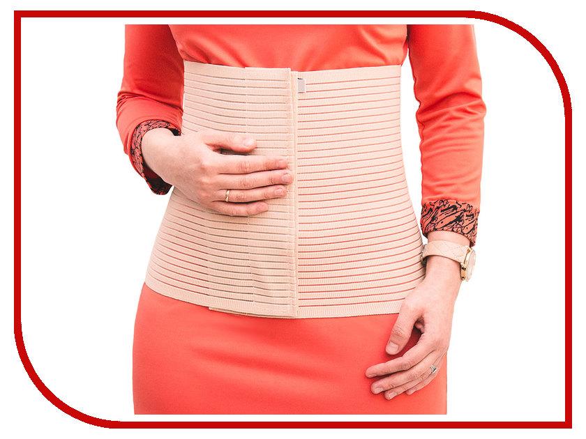 Ортопедическое изделие Smart Textile Пояс корсетный XXL Beige ST724