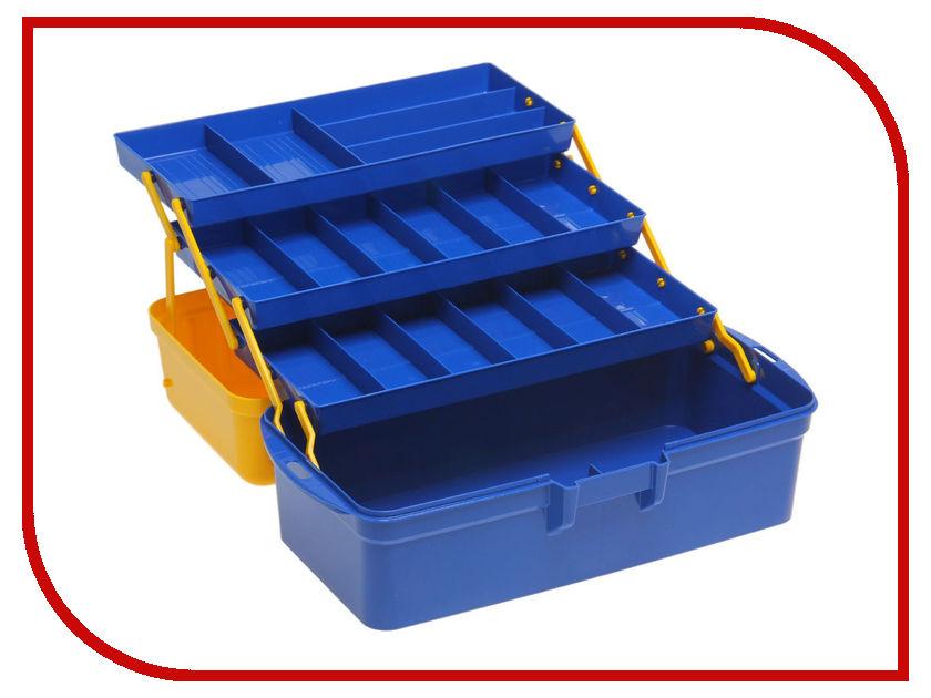 Ящик для инструментов Альтернатива 1487461 Blue-Yellow