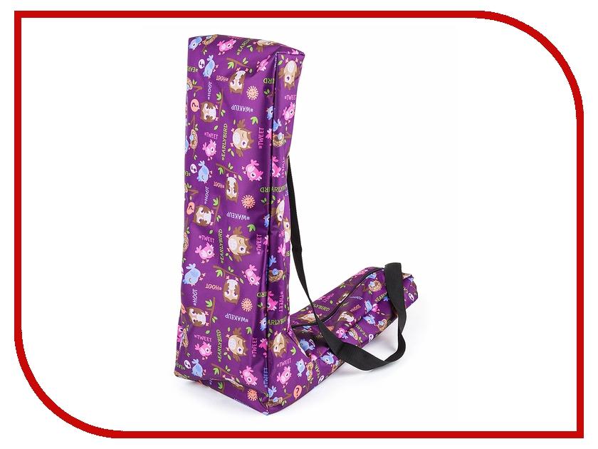 Чехол Small Rider Boots Совушки Violet