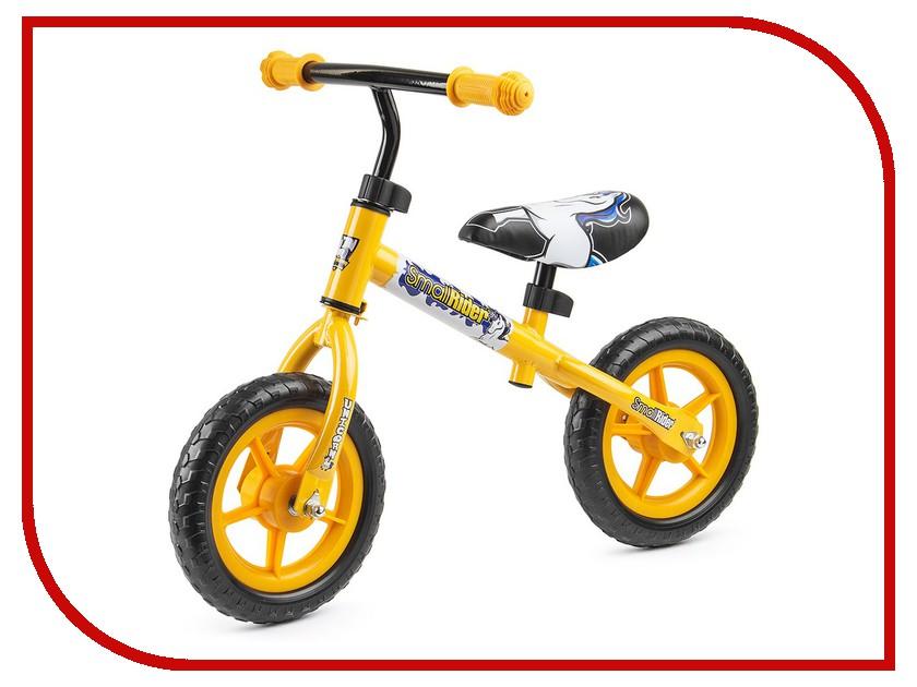 Беговел Small Rider Fantasy Yellow