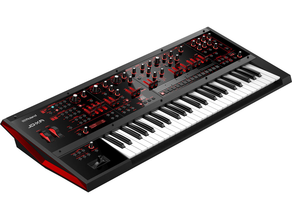 Синтезатор Roland JD-XA цена и фото