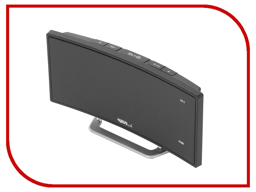 Часы BVItech BV-412RKS Red-Black погодная станция bvitech bv 68bxx