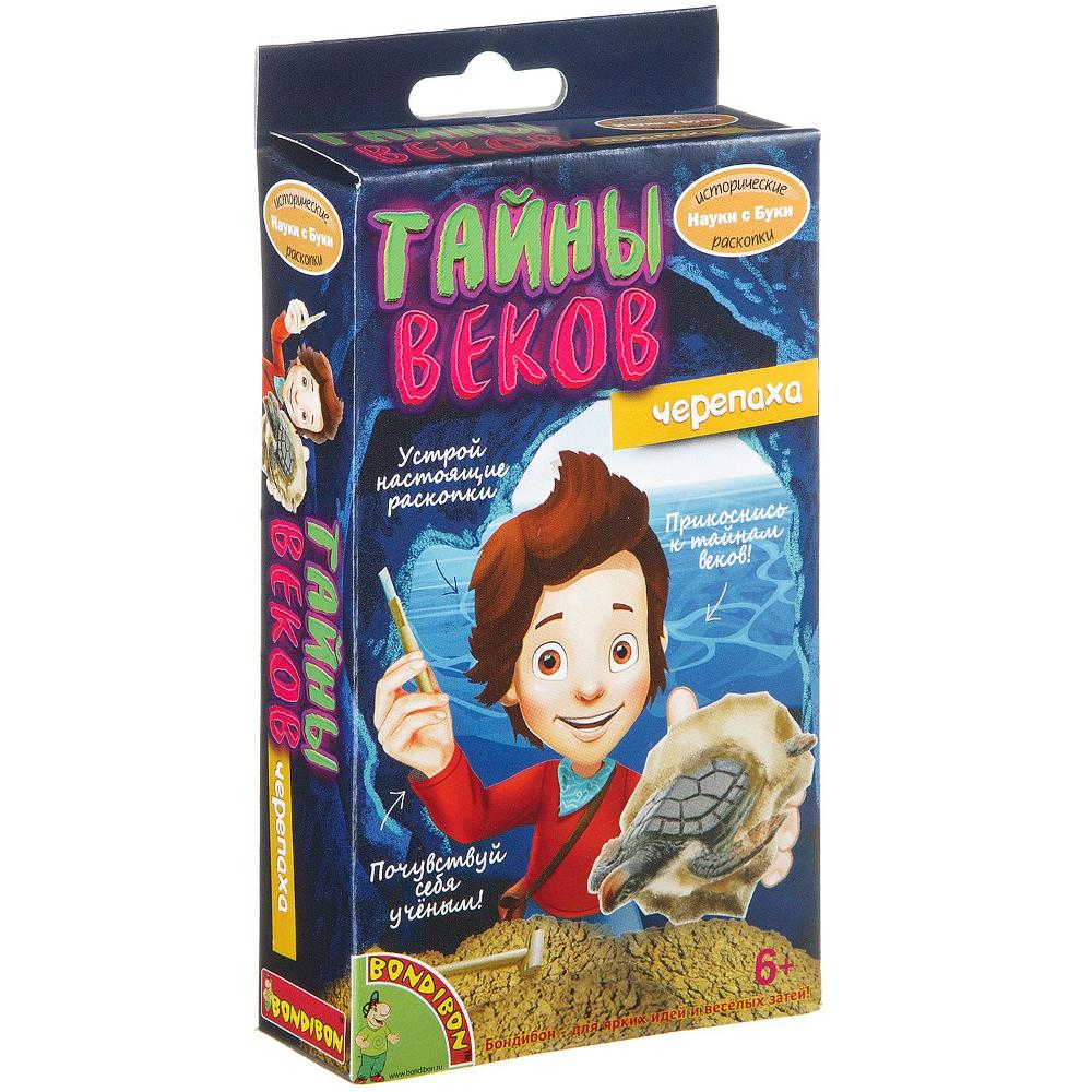 Игра Bondibon Науки с Буки Черепаха ВВ2006