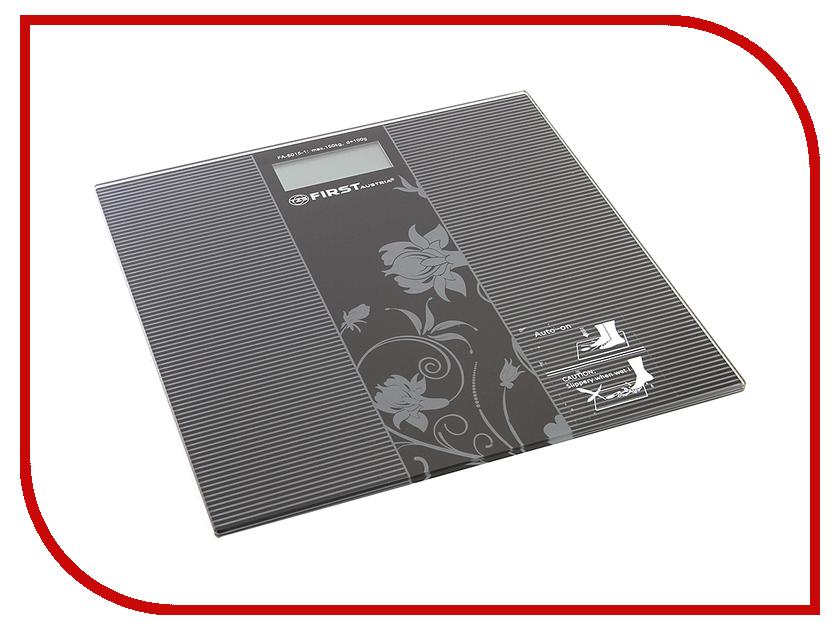 Весы напольные First FA-8015-1 какой фирмы напольные весы лучше купить