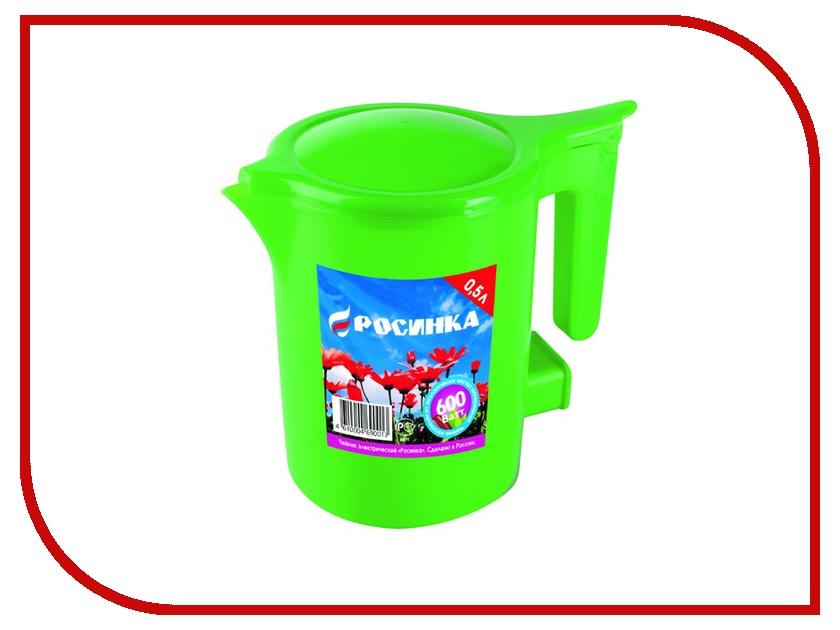 Чайник Росинка ЭЧ 0.5/0.5-220 Green
