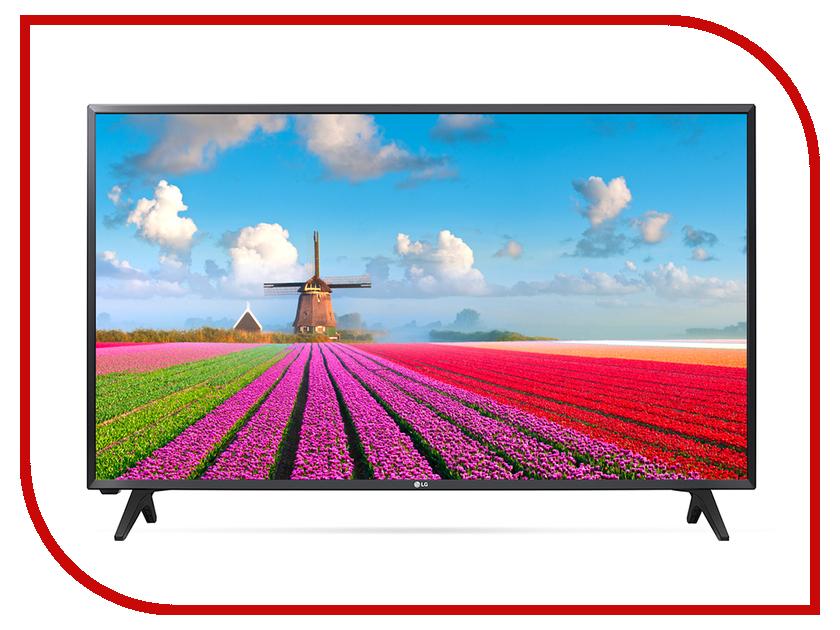 Телевизор LG 43LJ500V Black lg led 20en33