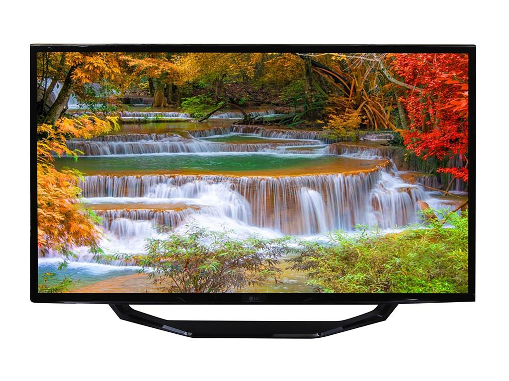 Телевизор LG 43LJ515V Black