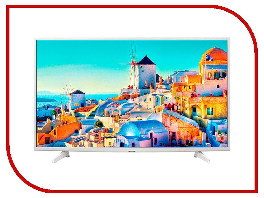 Телевизор LG 43UH619V White lg 43uh619v