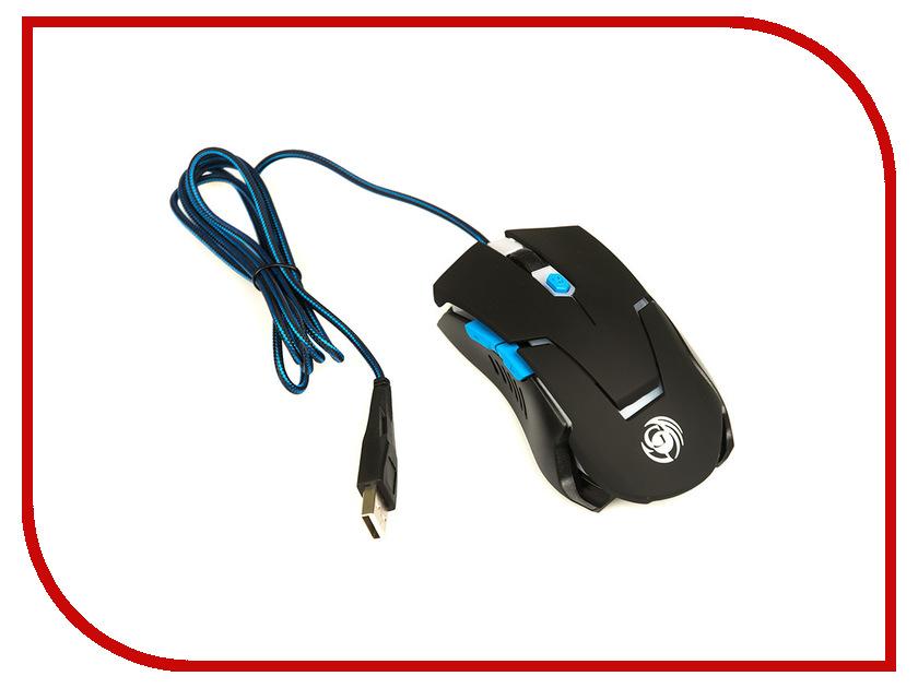 Мышь Dialog MGK-12U Black USB набор dialog kmrop 0204u black usb