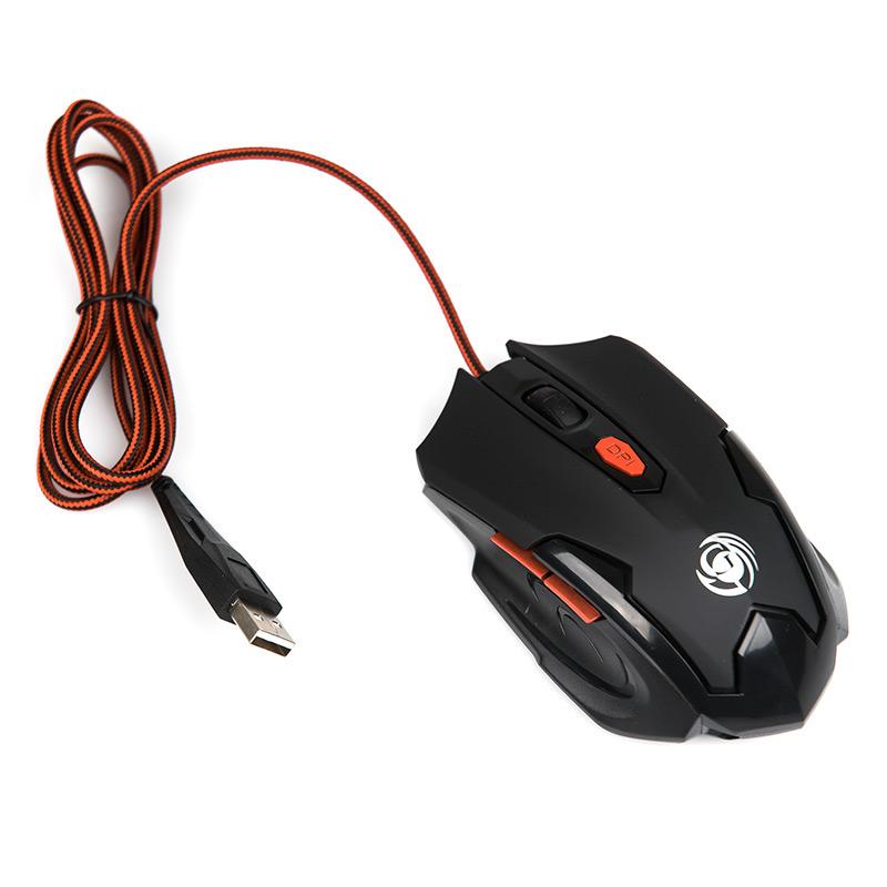Мышь Dialog MGK-10U Black USB