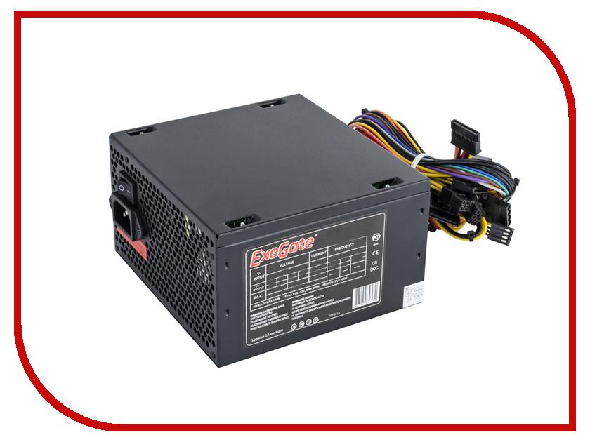 Блок питания ExeGate ATX-XP650 650W 259603 блок питания linkworld atx 350w case version lw2 350w