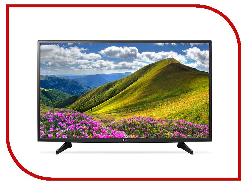 Телевизор LG 49LJ510V Black lg g12vht