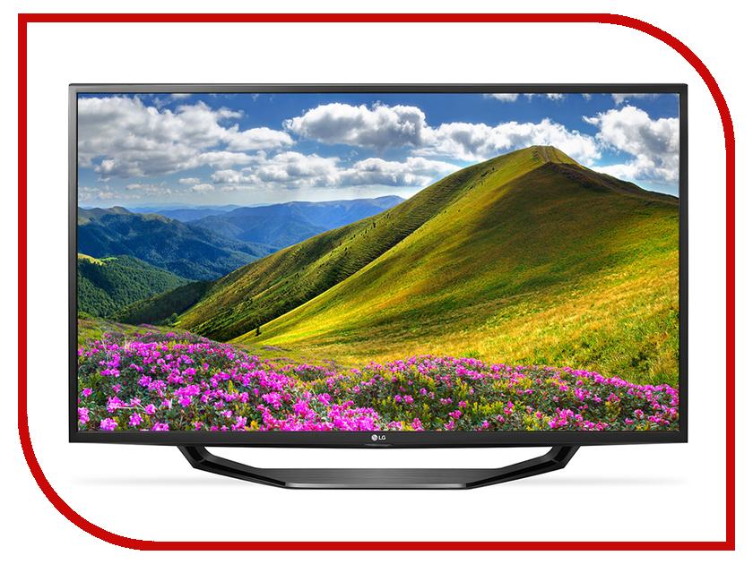 Телевизор LG 49LJ515V Black lg 32lk510bpld black телевизор