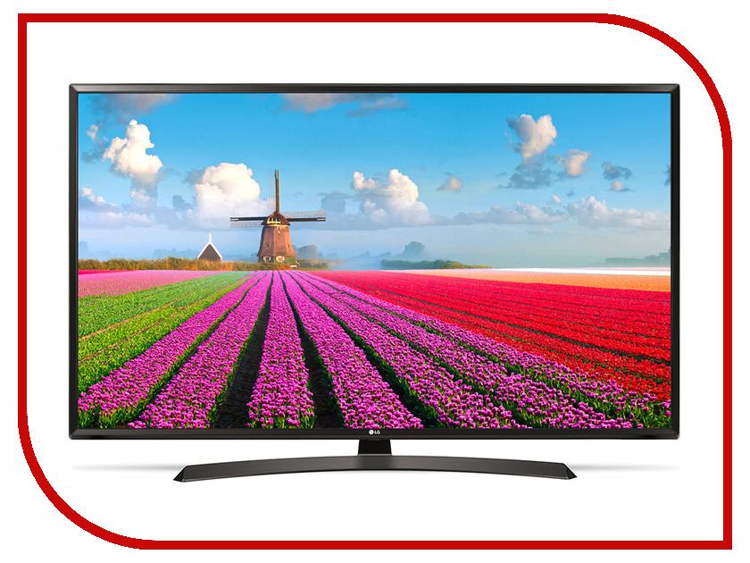Телевизор LG 49LJ595V Black lg a09aw1