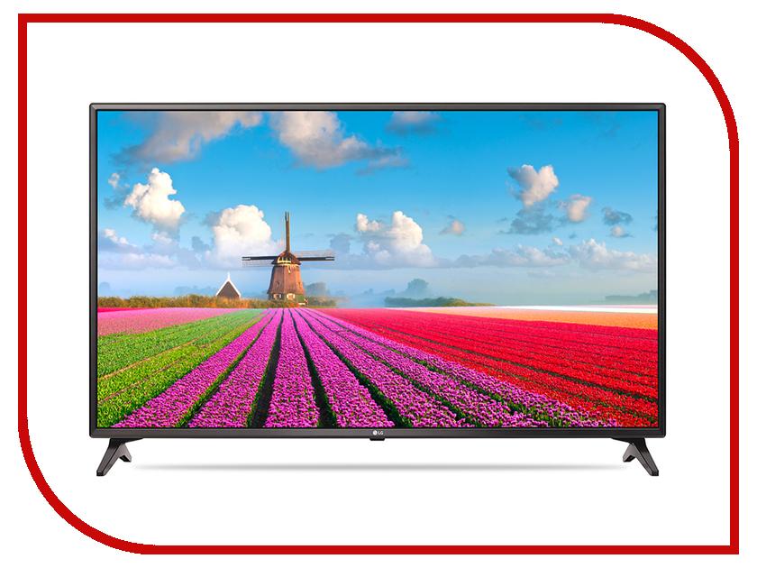 Телевизор LG 49LJ610V Black