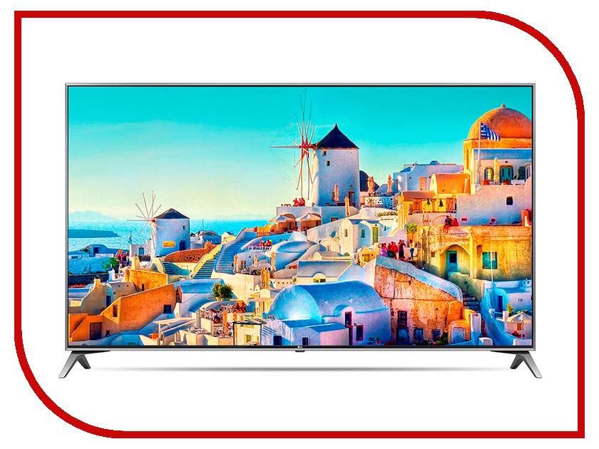 Телевизор LG 43UJ740V Titanium lg a09aw1
