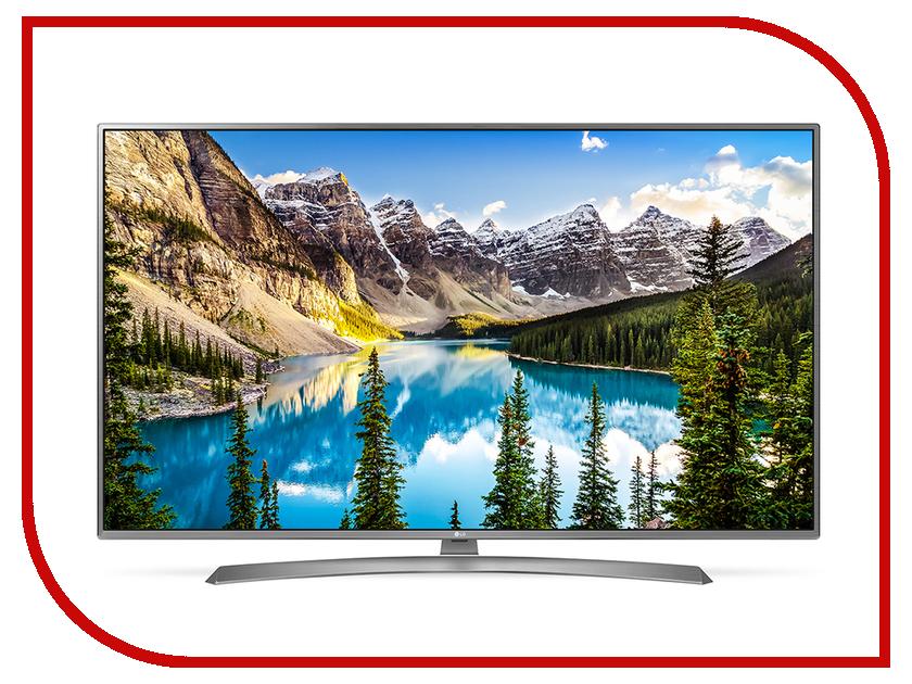 Телевизор LG 49UJ670V Titanium цена