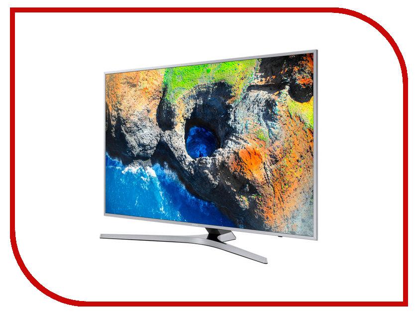Телевизор Samsung UE40MU6400UXRU Silver жк телевизор samsung 40 ue40mu6400 ue40mu6400uxru