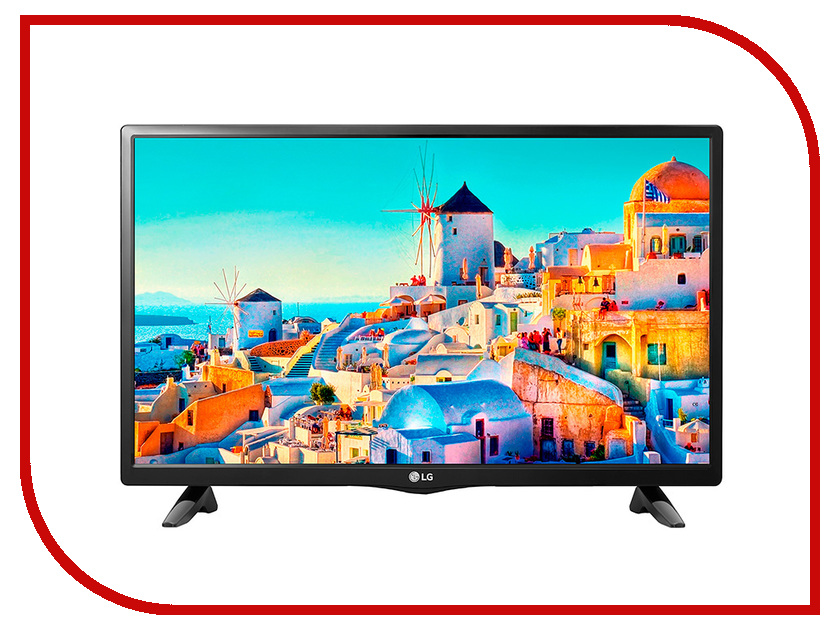 Телевизор LG 24LH451U