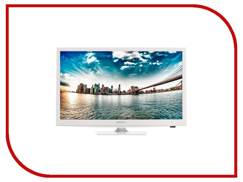Телевизор Samsung UE24H4080 White samsung wb30f